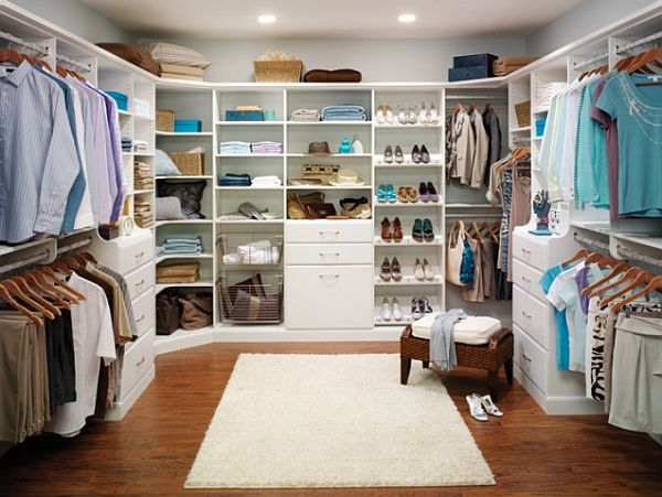 Garage Closet Ideas