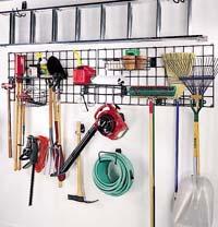garage clutter photo - 2