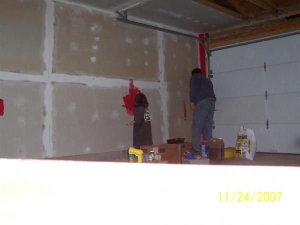 garage color ideas photo - 2