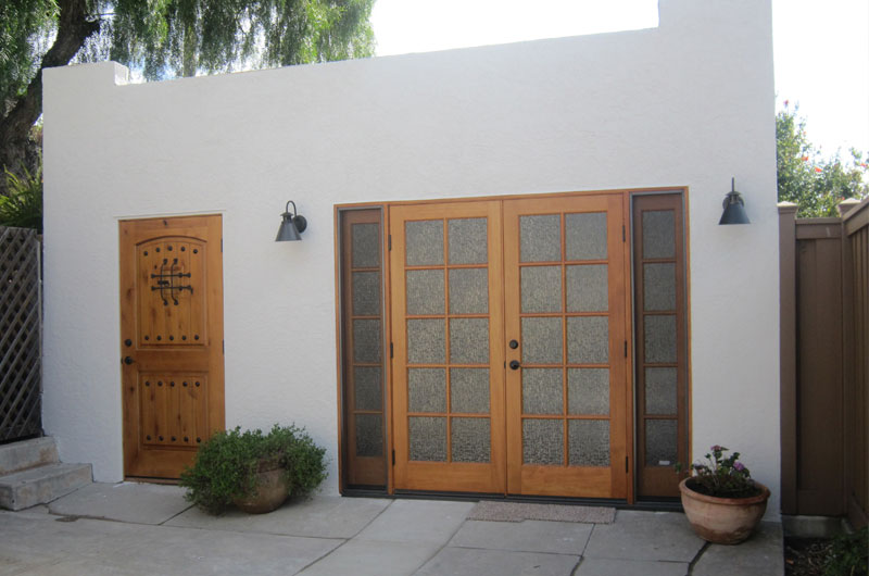 Garage Conversions Before And After : Garage conversions before and after large beautiful
