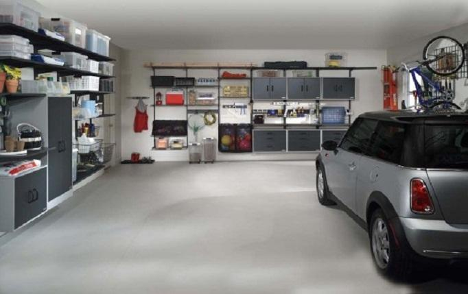 garage decorating ideas pictures photo - 1