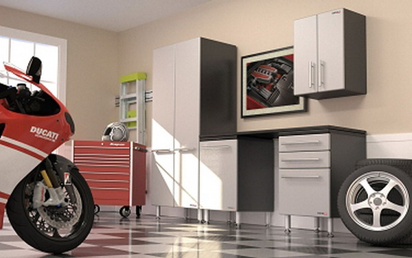 garage decorating ideas pictures photo - 2