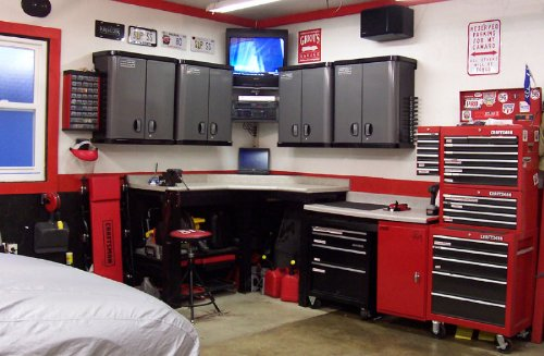 Garage Designs Ideas - Large And Beautiful Photos. Photo To Select