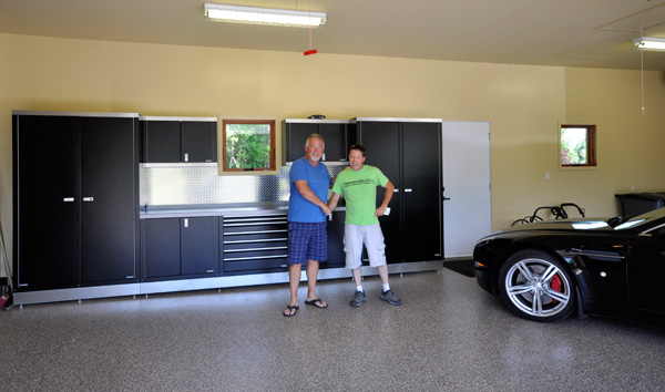 Garage designs pictures large and beautiful photos for Garage design ideas gallery