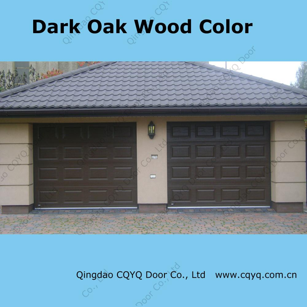 Garage door color ideas large and beautiful photos for Garage door stain colors