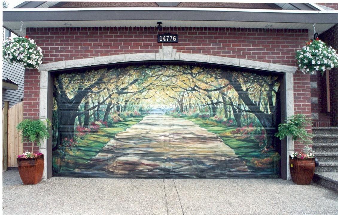 garage door designs photo - 2