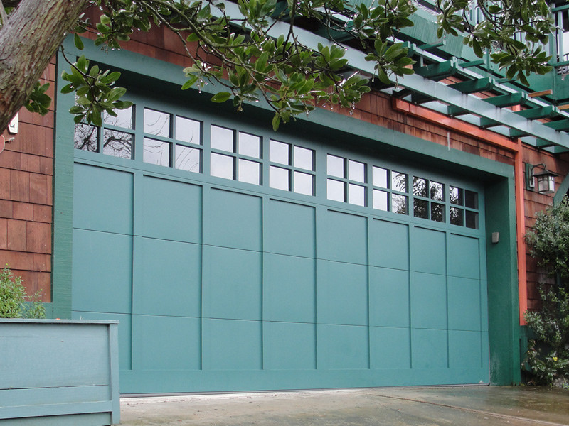 Garage door paint color ideas large and beautiful photos for Garage door colors