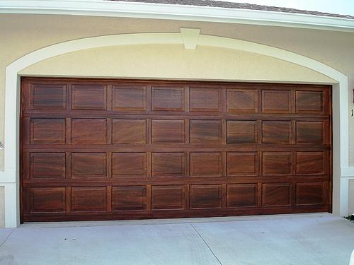 garage door painting ideas photo - 1