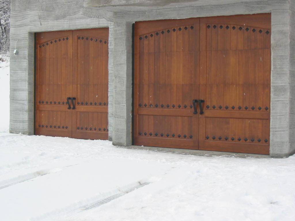 garage door pannels photo - 1