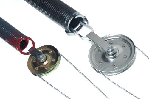 garage door rollers replacement photo - 1