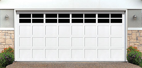 garage door single photo - 2