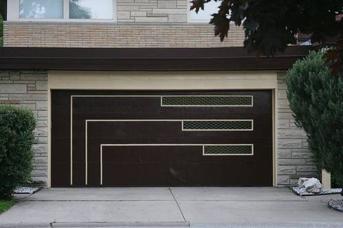 garage doors design photo - 1