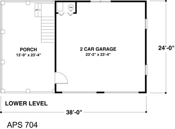 Garage Floorplans Large And Beautiful Photos Photo To