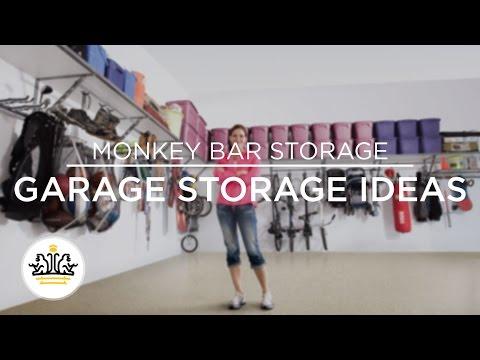 garage hook system photo - 1