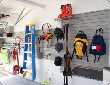 garage hook system photo - 2