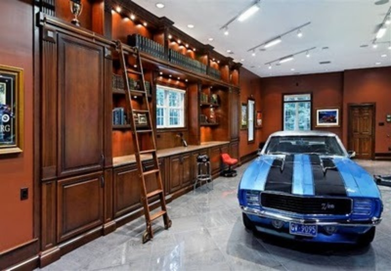garage interior designs photo - 2
