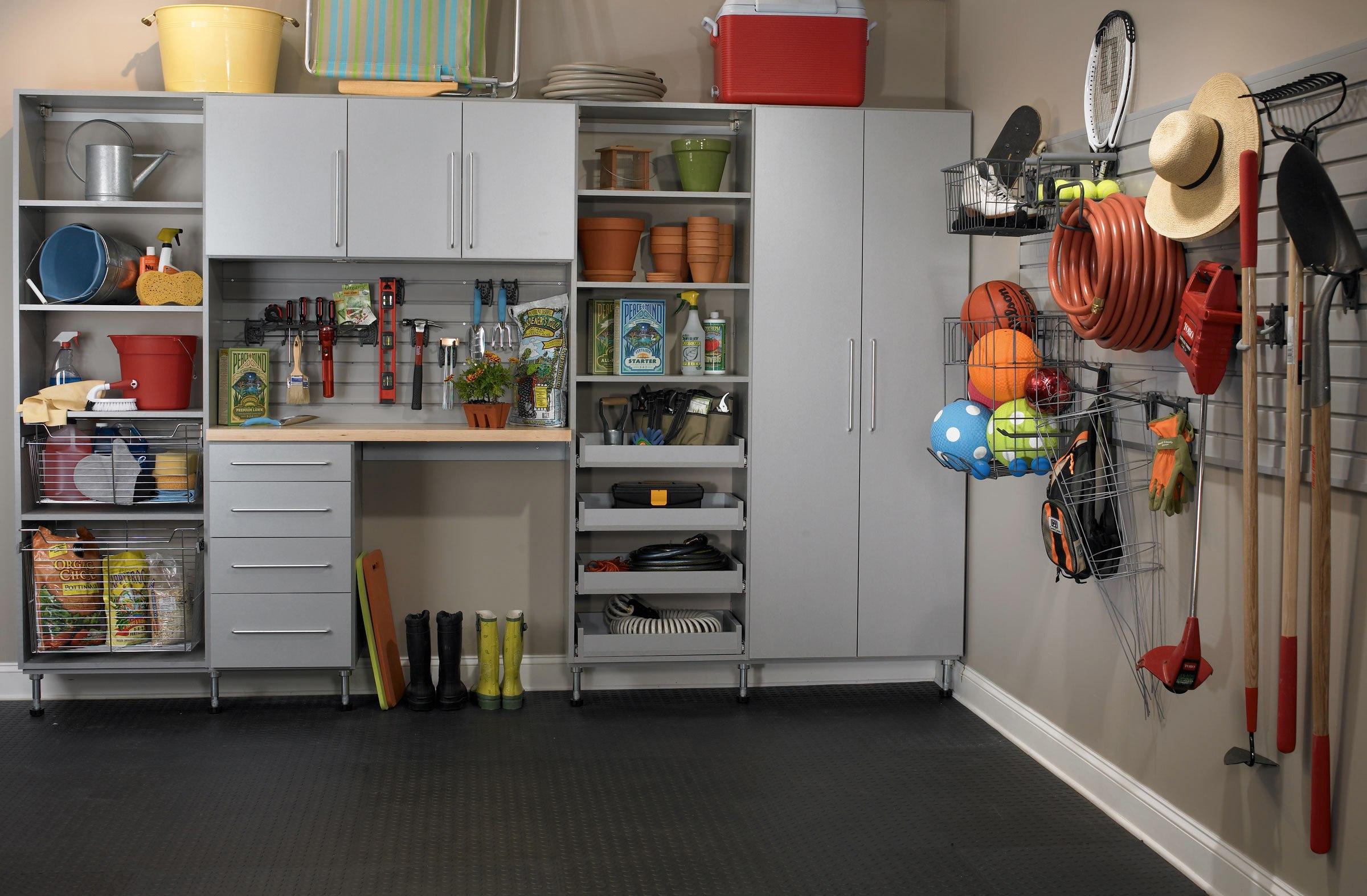 garage maintenance photo - 1