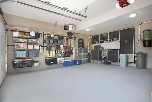 Garage Makeover Diy