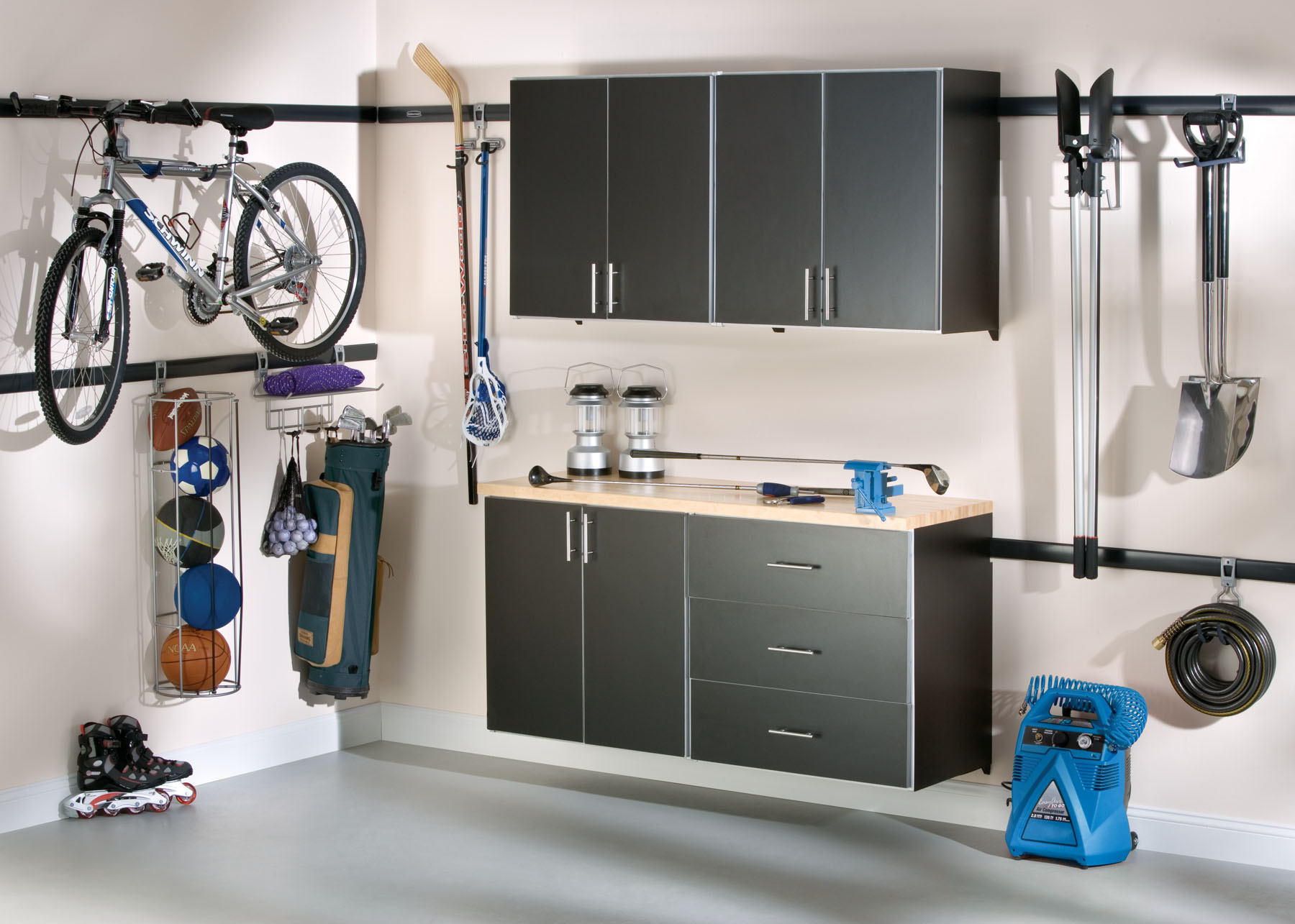 garage organization solutions photo - 2