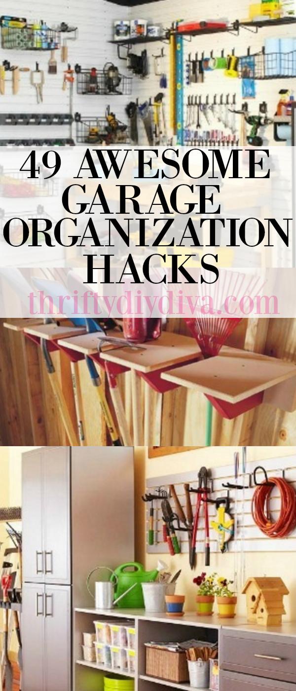 garage organization tips and tricks photo - 2