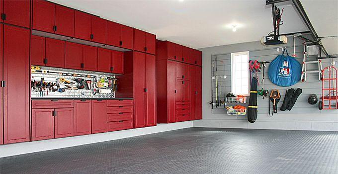 garage orginization photo - 1