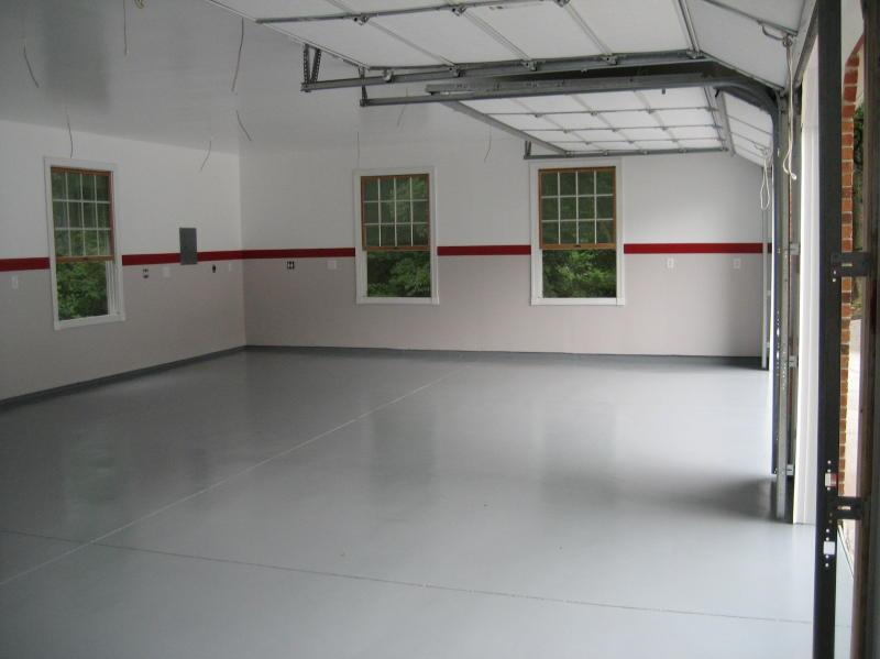 garage paint schemes photo - 2