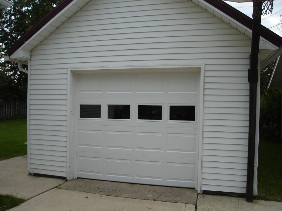 garage panels photo - 2