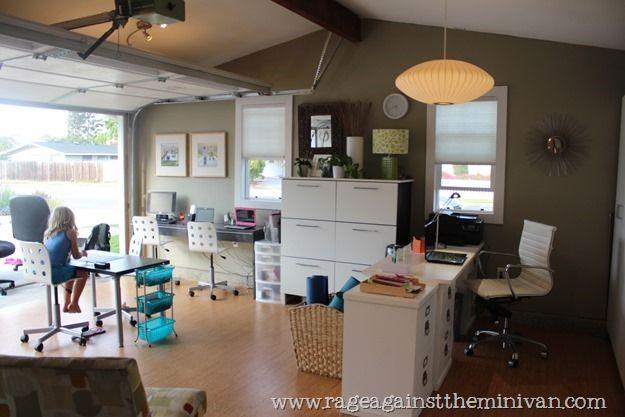 Convert To Garage The Room Ideas Pintrest