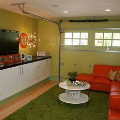 garage playroom ideas photo - 2