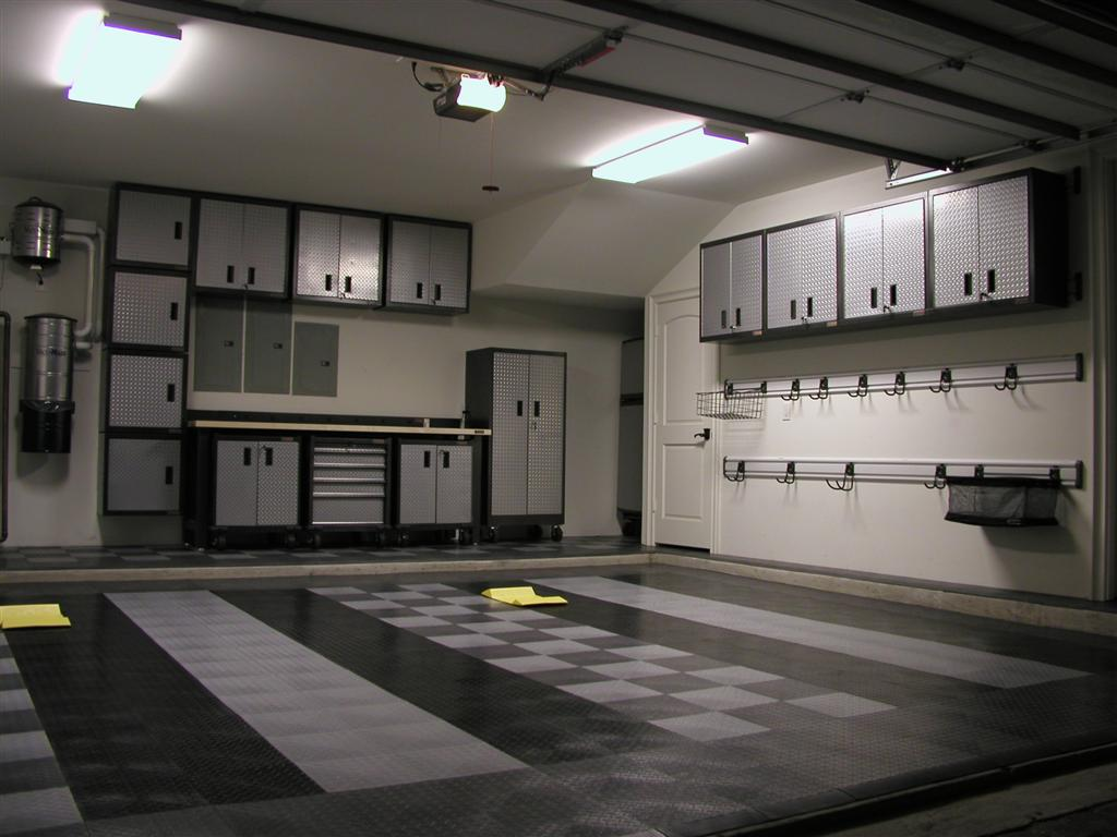 garage shelving designs photo - 2