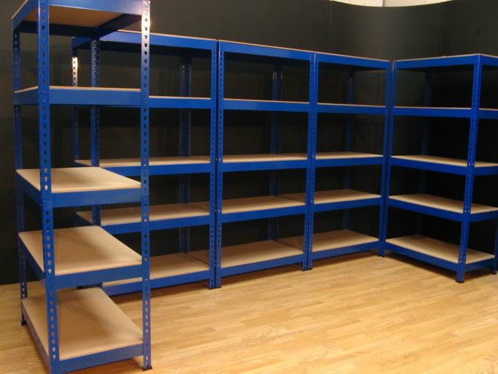 garage shelving ideas wall photo - 2