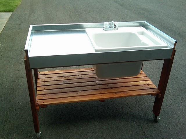 Superior Garage Sink Photo   2