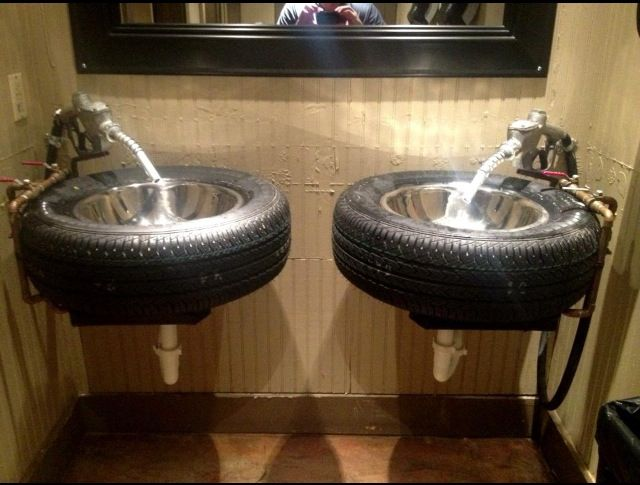 garage sink ideas photo - 1