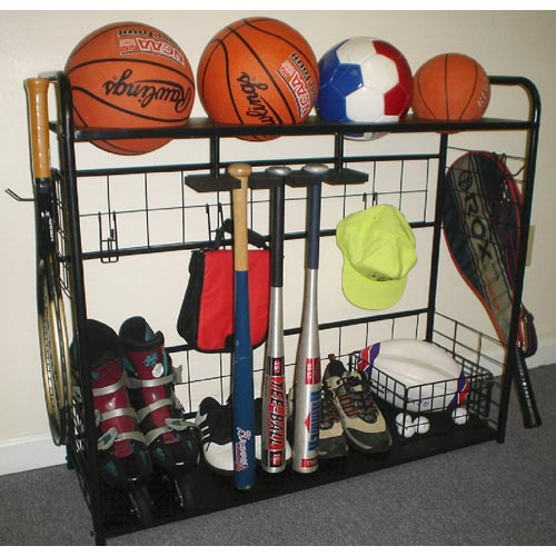 garage sports organizer photo - 1