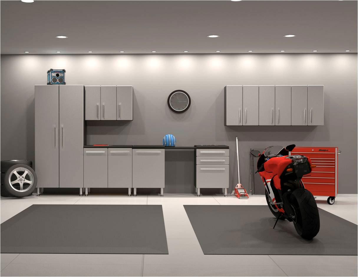 garage storage design photo - 1