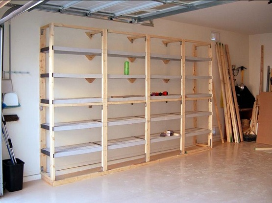 Garage storage designs - large and beautiful photos. Photo to ...