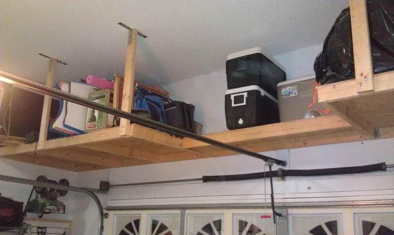 garage storage options