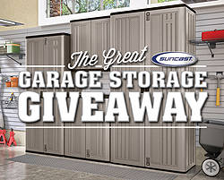 garage sweepstakes photo - 2
