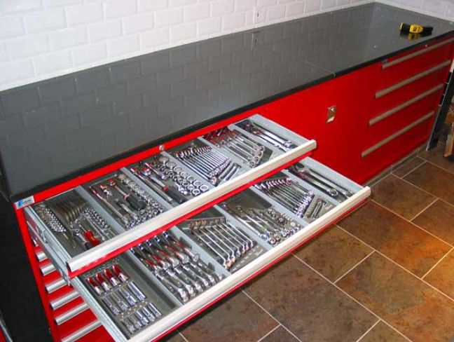 Garage Tool Organizer Ideas