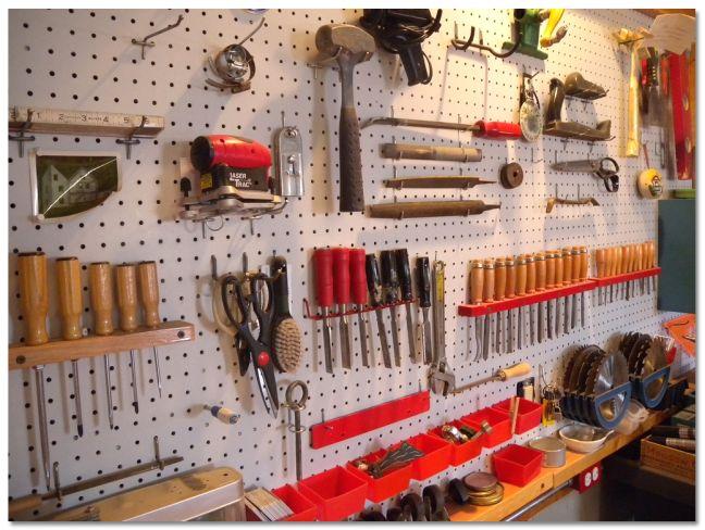 garage tool organizer ideas photo - 2