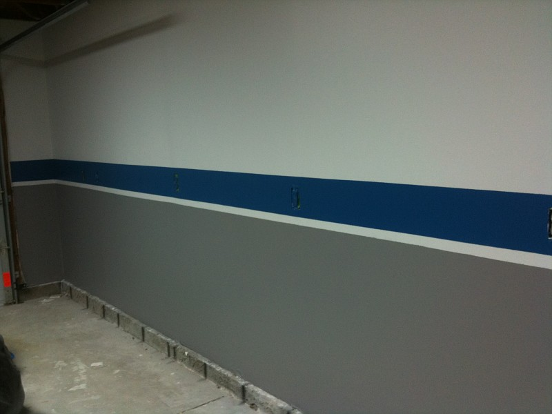 garage wall color ideas photo - 2