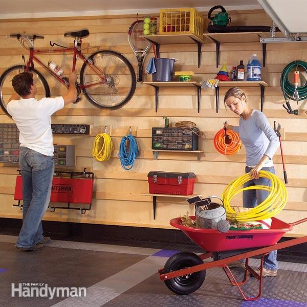 Garage Wall Hangers