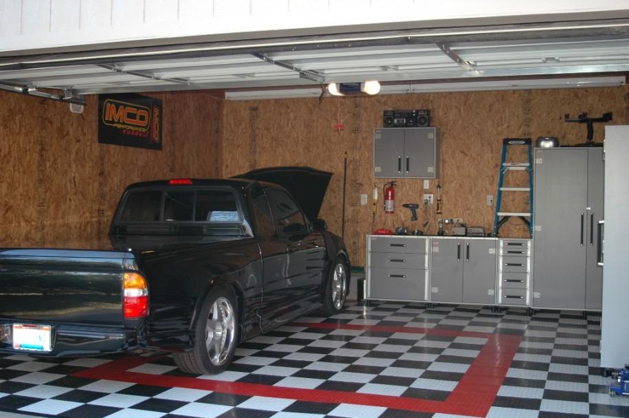 garage walls ideas photo - 2