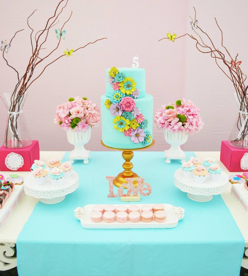garden baby shower ideas photo - 2