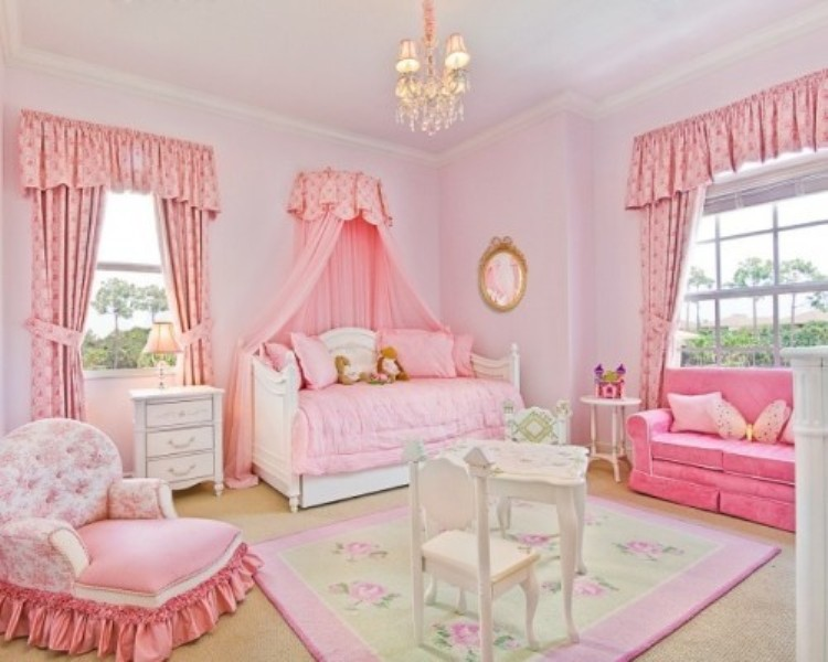 girl bedroom photo - 1