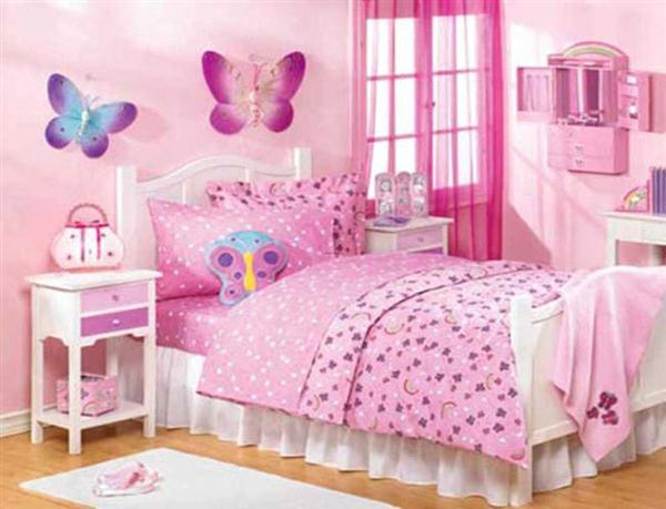 Merveilleux Girl Bedroom Themes