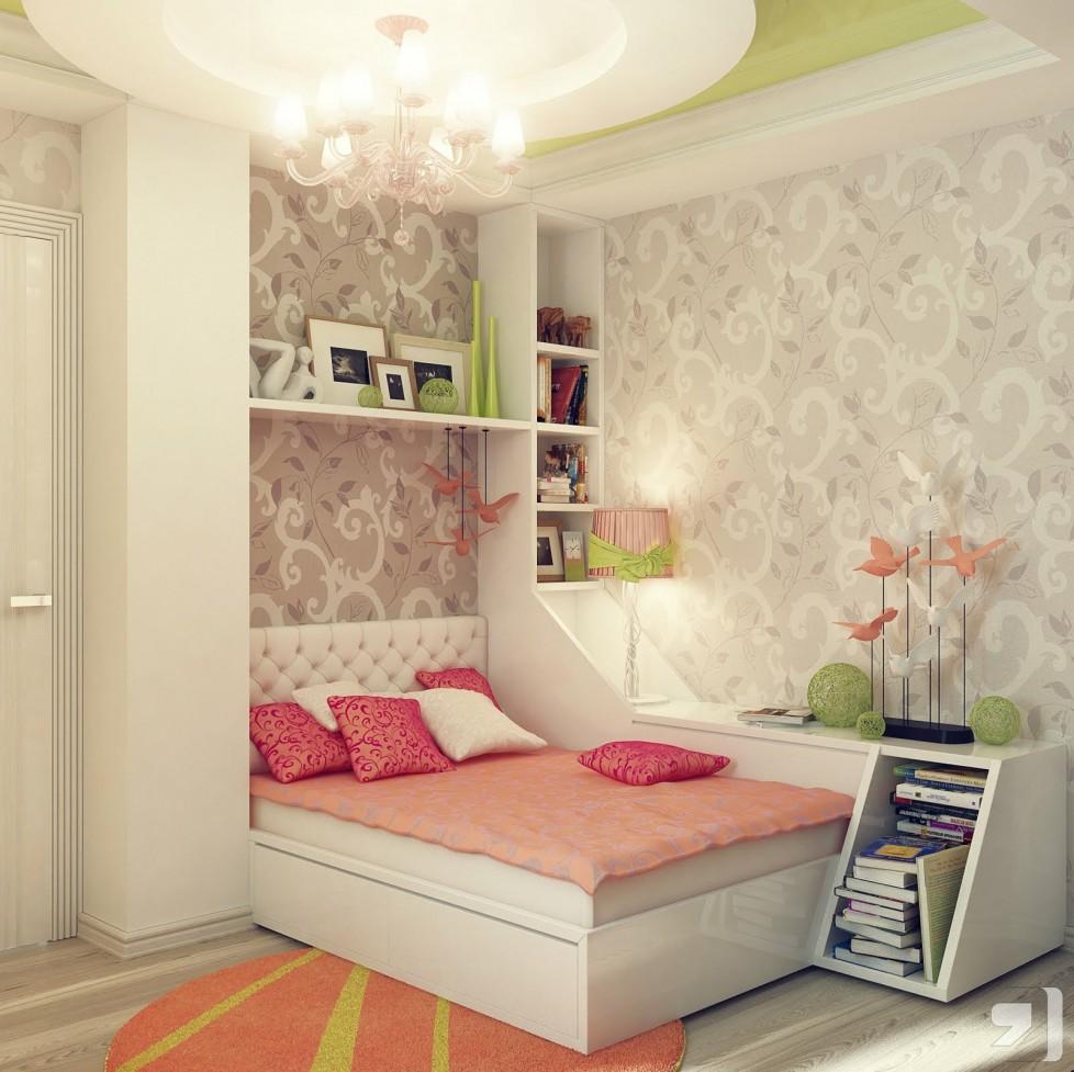 girls bedroom accessories photo - 1