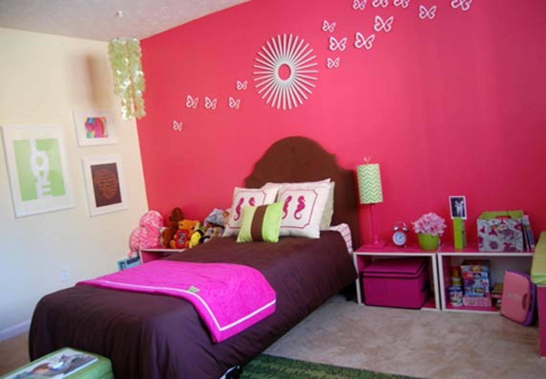 girls bedroom decor photo - 2