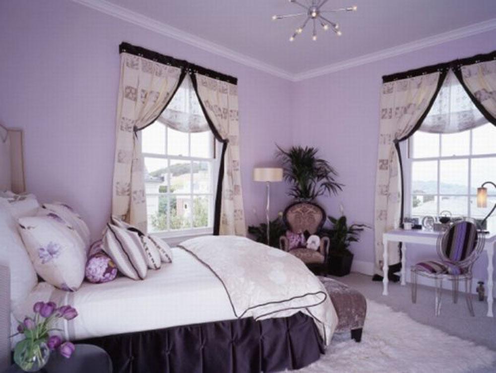 girls bedroom design photo - 2