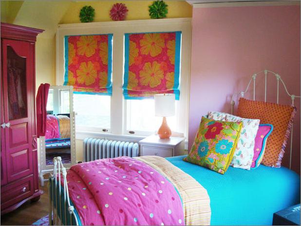 girls bedroom idea photo - 2